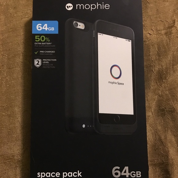 discount 89152 a9143 64GB Mophie Space pack iphone 6s plus